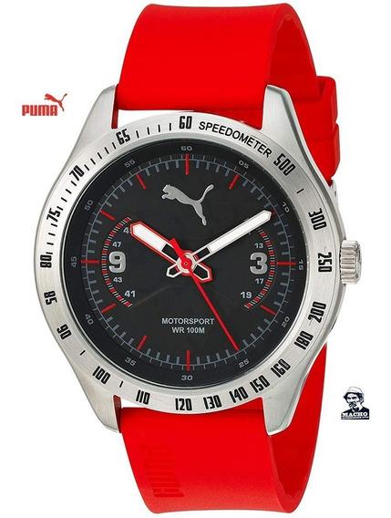 Reloj Puma Speeder Pu104031003 En Stock Original Nuevo