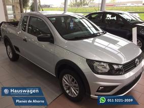 Volkswagen Saveiro 0km Apto Gnc Financiado 2017 Vw