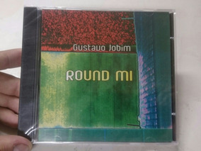 Cd Gustavo Jobim - Round Mi - Novo Lacrado - New Age