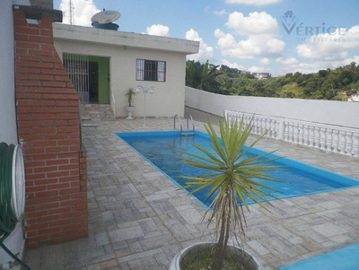 Casa Residencial Para Venda E Locação, Jardim Sinobe, Francisco Morato. - Ca0144