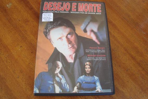 Dvd Açao E Suspense / Desejo E Morte / Patrick Bergin