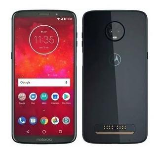 Motorola Moto Z3 Play 128gb Ram 6gb//nuevo //tienda Garantia