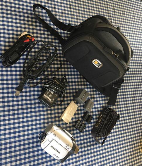 Handycam Sony Dcr-dvd92 Ntsc