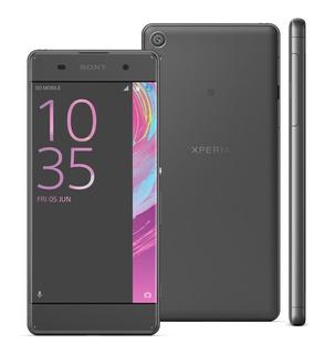 Sony Xperia Xa F3116 16gb Single Chip Original Vitrine ( B )