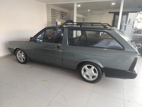 Imagem 1 de 15 de Volkswagen Parati Cl Quadrada Turbo