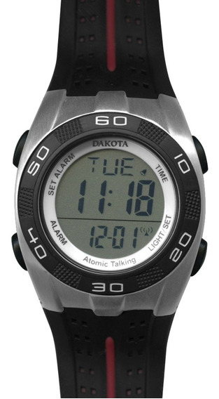 Relojes Dakota Hombres S Casual Cuarzo Reloj Plástica De Co