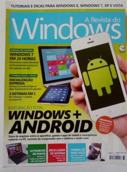 Revista Oficial Windows Nº 73 Integração Windows + Android