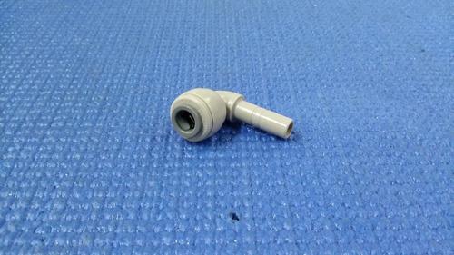 Imagem 1 de 6 de Engate Conector Rápido Cotovelo Purificadores Electrolux 1/4