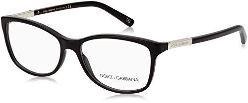 ed916d2b8b Gafas Graduadas Dolce & Gabbana Dg3107, Para Mujer, Negro 54 - $ 703.777 en  Mercado Libre