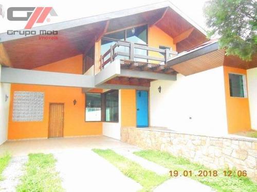 Imagem 1 de 28 de Casa Com 3 Dormitórios - Venda Por R$ 1.200.000,00 Ou Aluguel Por R$ 5.000,00 - Jardim Das Nações - Taubaté/sp - Ca0071