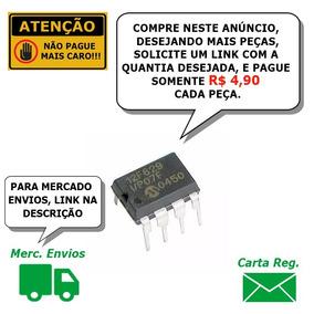 Microcontrolador Pic12f629 10 Pçs Frete Carta Incluso