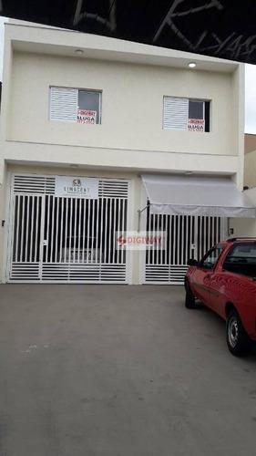 Salão Para Alugar, 88 M² Por R$ 4.000,00/mês - Ipiranga - São Paulo/sp - Sl0023