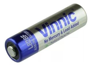 Pila A23 Vinnic Alkalina 12v L1028f Alto Voltage