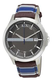Reloj Armani Hombre Nylon Fecha Tienda Oficial Ax2196