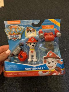 Muñeco Paw Patrol Marshall Original Traído De Usa