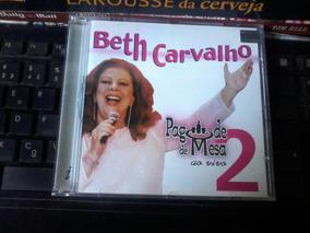 Cd Beth Carvalho - Pagode De Mesa 2 Ao Vivo - Original