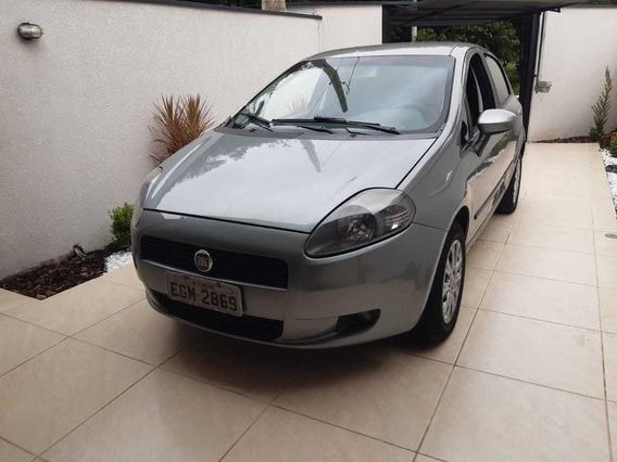 Fiat Punto 2009 1.4 Elx Flex 5p