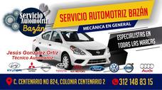 Servicio Mecánico Automotriz