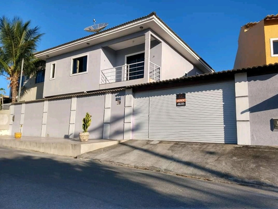 Casa Em São Pedro-rj, 4 Quartos, 3 Wcs, 3 Vagas