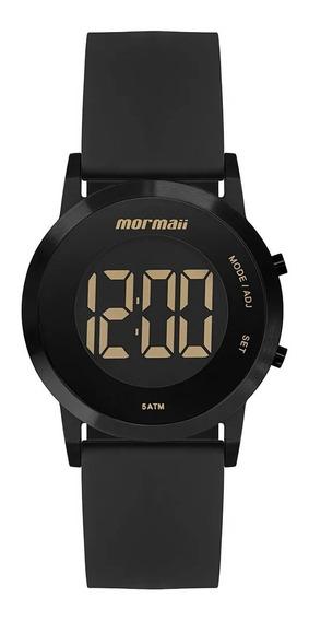 Relógio Mormaii Feminino Original Mobjt016aa/2p - Promoçã