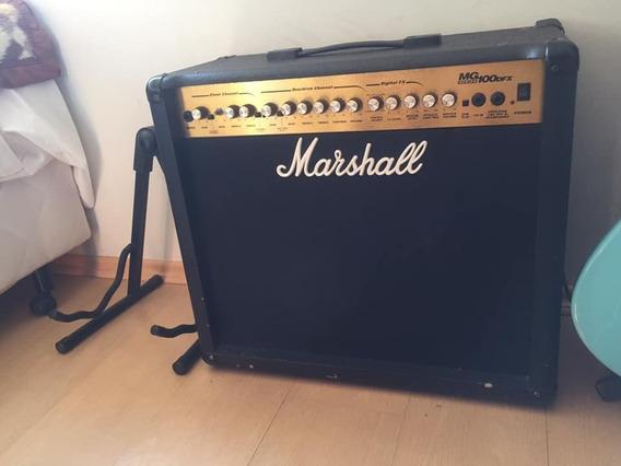 Amplificador Marshal Mg100dfx