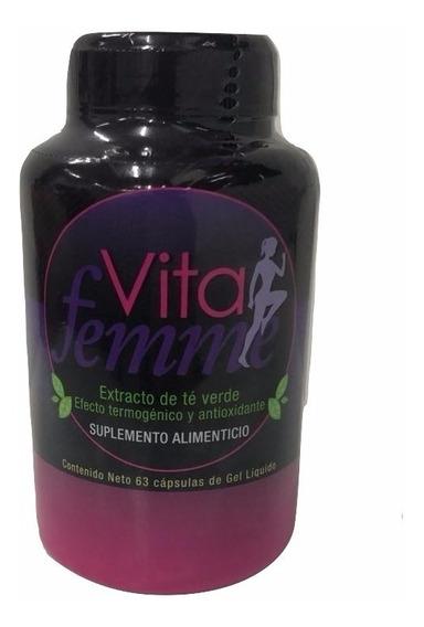 Antioxidante Vitafemme Myovector (63 Srvs)