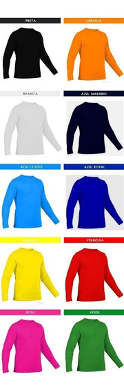 Kit 3 Camisa C/ Proteção Solar Uv50+gg A Eg Plus Size Oferta