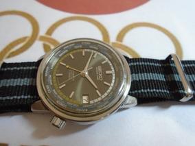 Seiko Gmt Antigo Diver Tokyo Olympics 1964 6217 7000 Raro