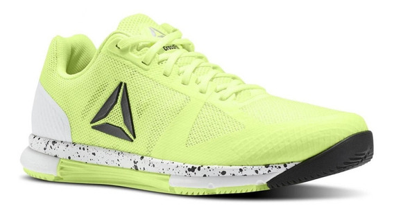 Tenis Reebok Speed Tr 2.0 Hombre Crossfit, Gym, Running
