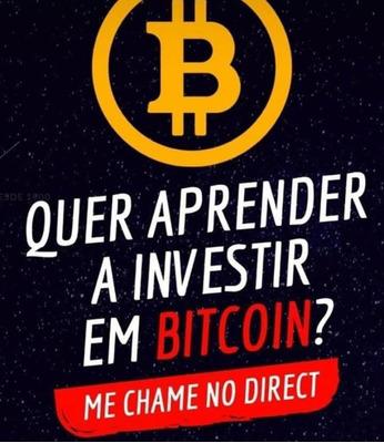Quer Aprender A Investir Em Bitcoin?