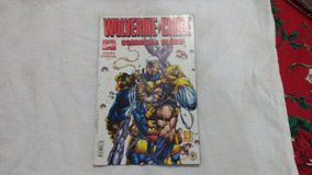 Hq Wolverine // Cable+ Wlverine Deathblow