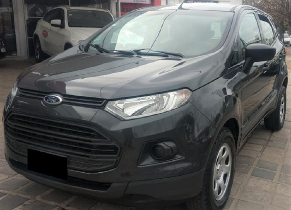 Ford Ecosport 1.6 S Con Gnc 2013 Financiada 100%