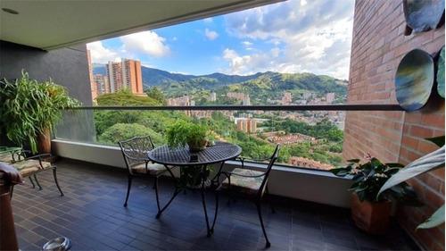Imagen 1 de 14 de Apartamento En Envigado, Loma Las Brujas: La Reserva.