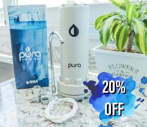 Purificador De Agua As+ Sm Pura 30% Off Inst Gratis En Perg.