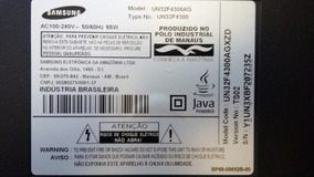 Kit De Leds Da Tv Samsung Modelo Un32f4300ag.