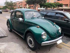 Volkswagen Escarabajo 1983