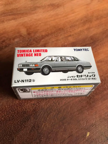 Tomica Limited Vintage Neo Cedric 200e Turbo Lv-n112b
