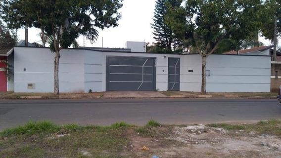 Chácara Residencial À Venda, Morumbi, Paulínia. - Ch0034