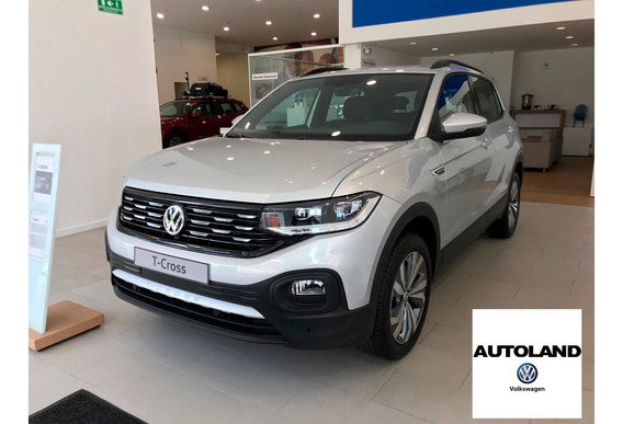 Volkswagen T-cross Comfortline Plus At