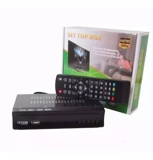 10conversor E Gravador Digital De Tv Full Hd Isdbt Terrestre