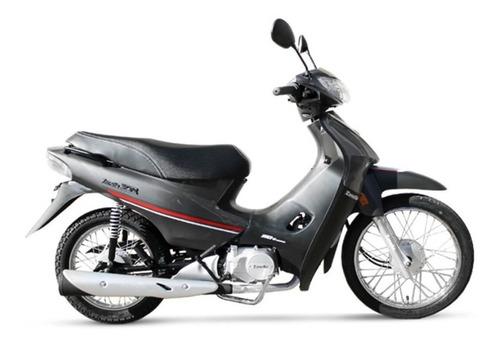 Zanella Zb 110 Base Ciclomotor Moto Cub Ciclo Delivery