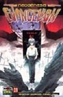 Neogénesis Evangelion 21 - Yoshiyuki Sadamoto