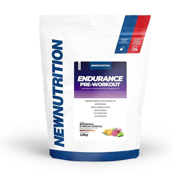 Endurance Pre-workout 1,2 Kg Newnutrition