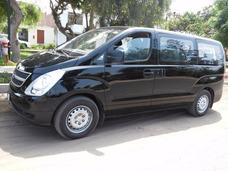 Servicio De Movilidad - Van H-1 2015 / Con Chofer