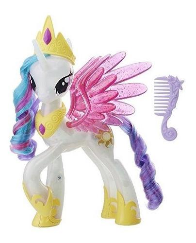 My Little Pony The Movie Glitter Y Glow Princess Celestia