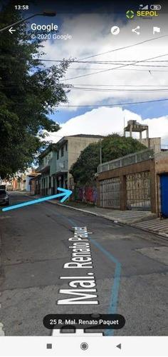 Terreno À Venda, 350 M² Por R$ 530.000,01 - Cidade São Mateus - São Paulo/sp - Te0108