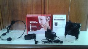 Radio Portátil Modelo K-150 Amplificador De Voz