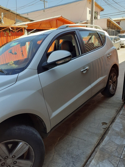 Geely Emagrand X7 Gs 2.0
