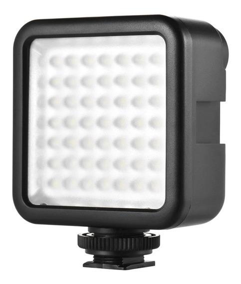 Iluminador Led 49 Leds Vídeo Canon Nikon Sony Dslr Celular