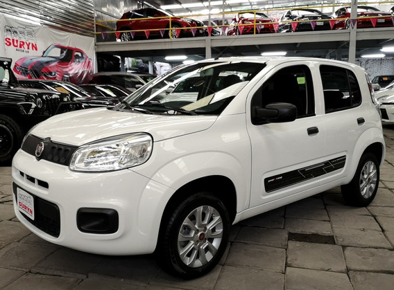 Fiat Uno Attractive 2015